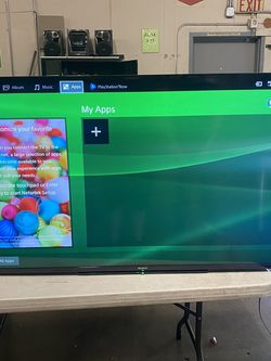 Sony Television - 60 Inch for Sale in Irvine,  CA