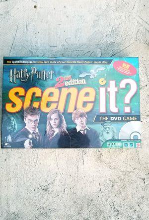 Harry Potter scene it board game for Sale in North Miami Beach, FL