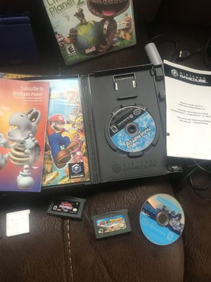 Mario party 7 cib with microphone for Sale in Methuen, MA
