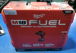 Milwaukee Hammer Drill 2804-22 for Sale in Bridgeport, CT