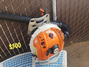 Stihl commercial blower br600 for Sale in Fresno, CA