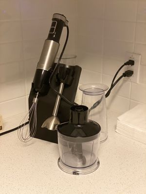 Xproject Hand Blender 800W for Sale in Oakland, CA