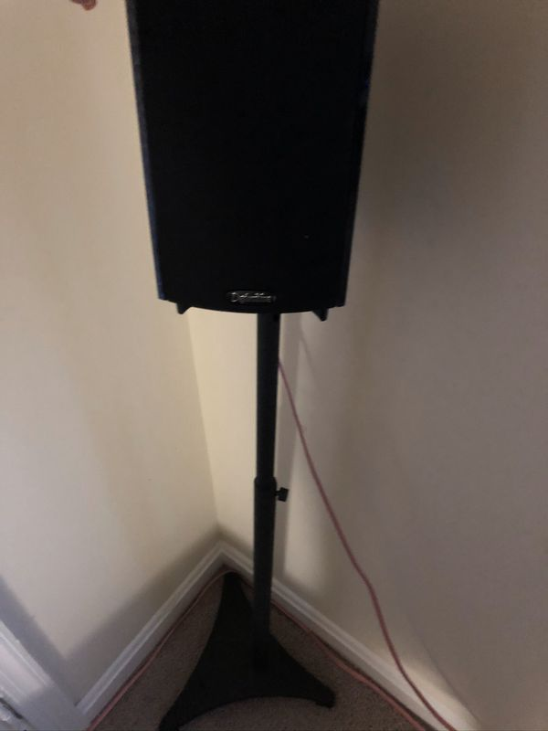 5.1 sound system with receiver