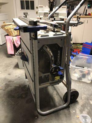 Kobalt 10inch table saw for Sale in Brooksville, FL