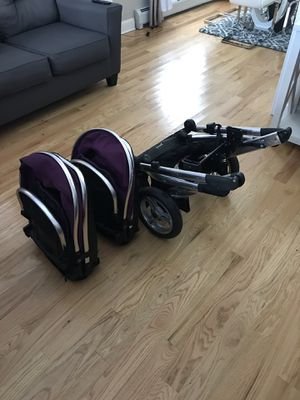 Stroller double sits for Sale in Hackensack, NJ