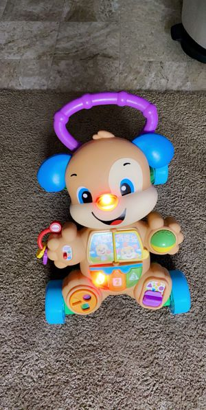 Fisher-Price Laugh & Learn Smart Stages Learn with Puppy Walker for Sale in Derby, KS