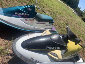 2 Polaris jetski for Sale in Houston, TX