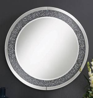 Crystal LED wall mirror for Sale in San Leandro, CA