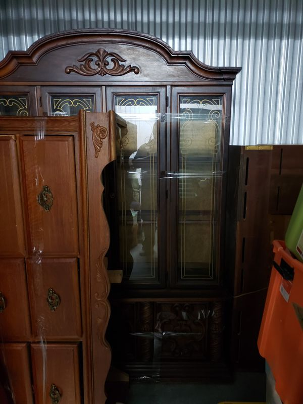FREE China Cabinet Ready for Pick Up