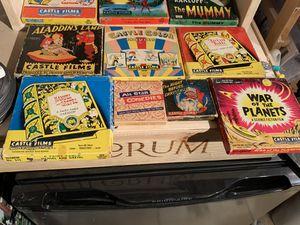 Old 8mm movies for Sale in Farmington Hills, MI