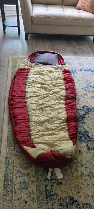 Premium Sleeping Bag with Memory Foam for Sale in Irmo, SC