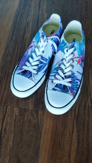 New Converse All-Star shoes Tropic color women's 10.5 for Sale in Miami, FL