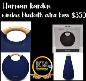 Harman kardon wireless bluetooth for Sale in Orlando, FL