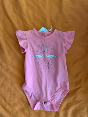 Baby girl onesie size: 3-6 months for Sale in Philadelphia, PA