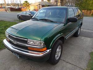 Chevy Blazer 4x4 for Sale in Edgewood, WA