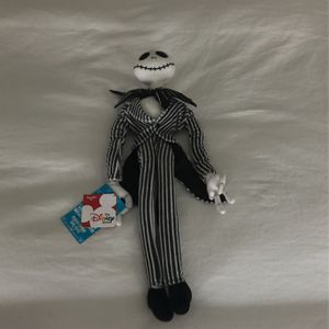 Nightmare before Christmas jack Skellington brand new 18 inches for Sale in Barrington, IL