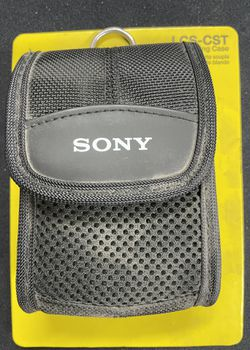 Sony Small Camera/carrying Case for Sale in Tacoma,  WA