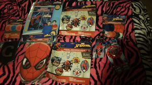 Spider man Birthday party decorations for Sale in Everett, WA