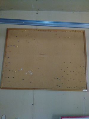 Large corkboard for Sale in Peoria, IL