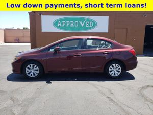 2012 Honda Civic Sdn for Sale in Chandler , AZ