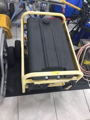 McCullough 5700 watt generator for Sale in Okeechobee, FL