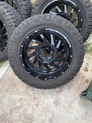 Hardrock off-road rim 20x10 for Sale in Miami, FL