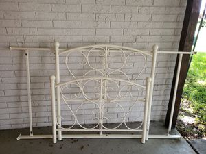 Twin metal bed for Sale in Palm Bay, FL