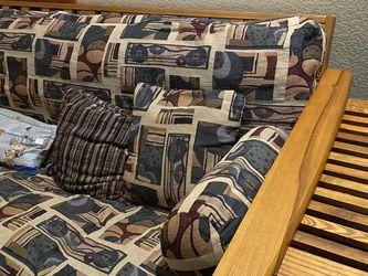 Free Solid Wood Futon for Sale in Lakewood,  WA