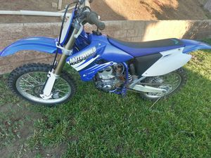 Yamaha yz250f for Sale in Perris, CA