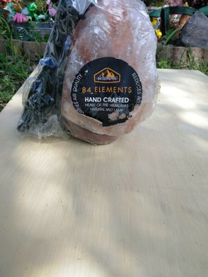 Salt Chrystal lamp for Sale in Port Richey, FL
