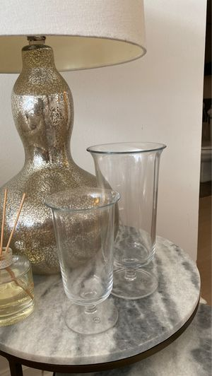 Matching Crystal Tiffany Vases for Sale in New York, NY