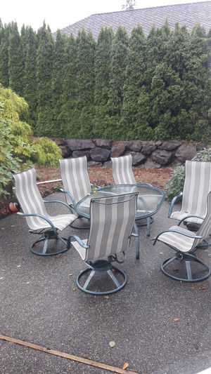 Outdoor furniture for Sale in Everett, WA