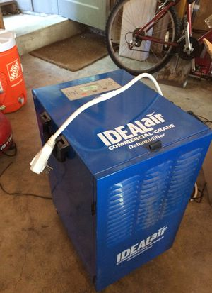 Ideal air commercial grade dehumidifier for Sale in Littleton, CO
