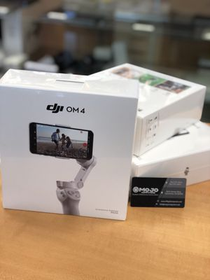 Brand New DJi Osmo Mobile 4 Phone Stabilizer in Store for Sale in Fullerton, CA