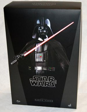 Darth Vader Hot Toys MMS279 for Sale in Saint Petersburg, FL