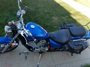 Honda shadow motorcycle for Sale in Evergreen Park, IL