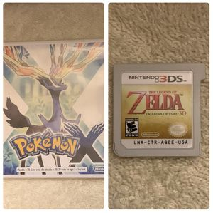 Nintendo DS games for Sale in San Benito, TX