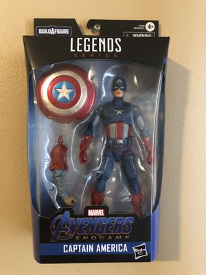 MARVEL LEGENDS: CAPTAIN AMERICA - ENDGAME for Sale in Ocoee, FL