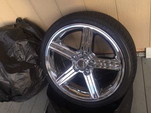 22 inch rims for Sale in Kent, WA