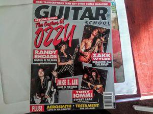 Guitar magazine for Sale in Salt Lake City, UT