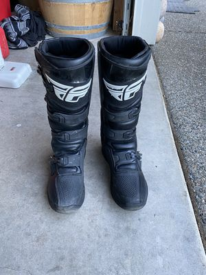 Fly FR5 boots for Sale in Bonney Lake, WA