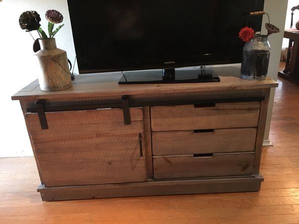 T V stand