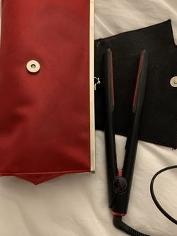Limited Edition Scarlet GHD straightener + Case for Sale in Chicago,  IL