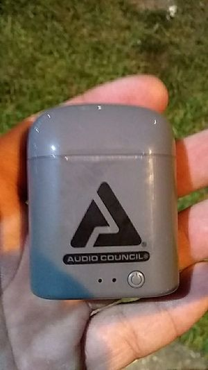 Audio council Bluetooth earbuds for Sale in Tampa, FL
