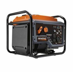 Portable Generator Inverter Outdoor Generador Inversor - 3500 Watt Generac GP3500IO for Sale in Miami, FL