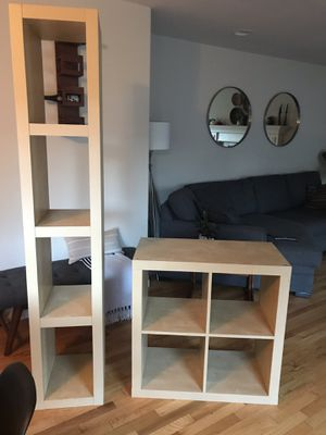 Malm bookshelves (from IKEA) for Sale in Puyallup, WA