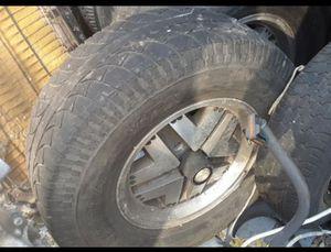 Bronco ii/ranger/explorer/jeep wheels for Sale in Spanaway, WA