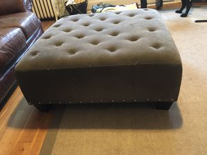 Large ottoman for Sale in Detroit, MI