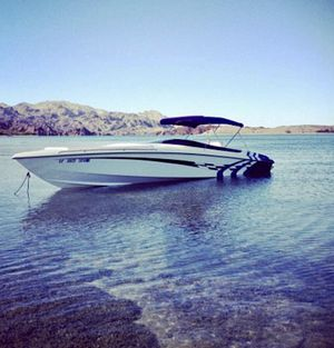 2001 RaysonCraft 28' open bow for Sale in Riverside, CA