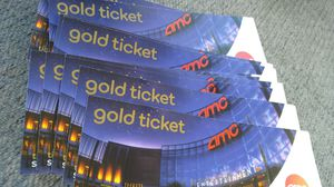 10 Amc gold movie tickets for Sale in Marysville, WA